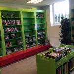 Lystrup bibliotek indenfor