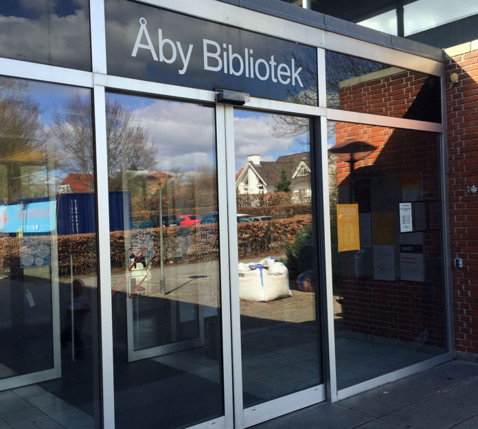 Åby bibliotek i Åbyhøj