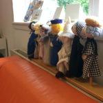 dukketeater på Højbjerg Bibliotek