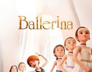 Anmeldelse af ballerina børnefilmen
