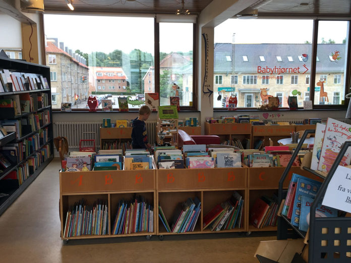Viby bibliotek 2018