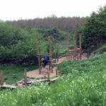 Legepladsen i Lisbjerg skov