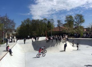 galten skatepark 2018