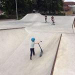 galten skatepark