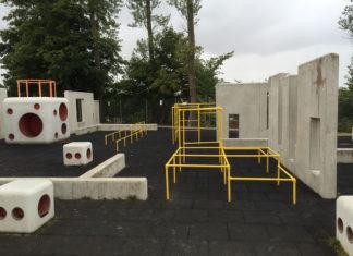 Skåde skole parkour bane 2018