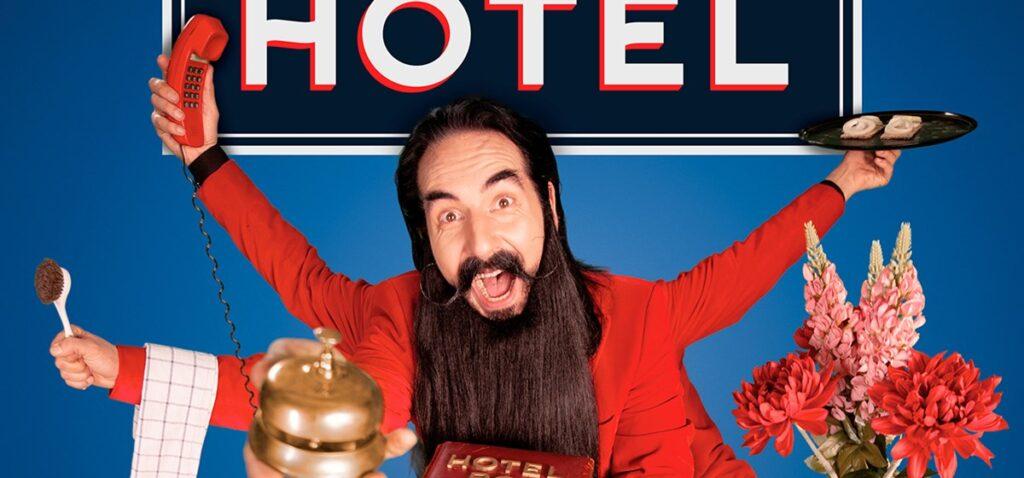 Hr Skæg Hotel