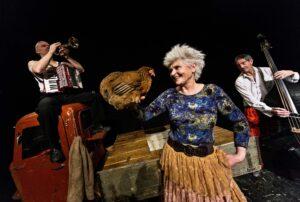 Teatret Gruppe 38 – En lille sonate