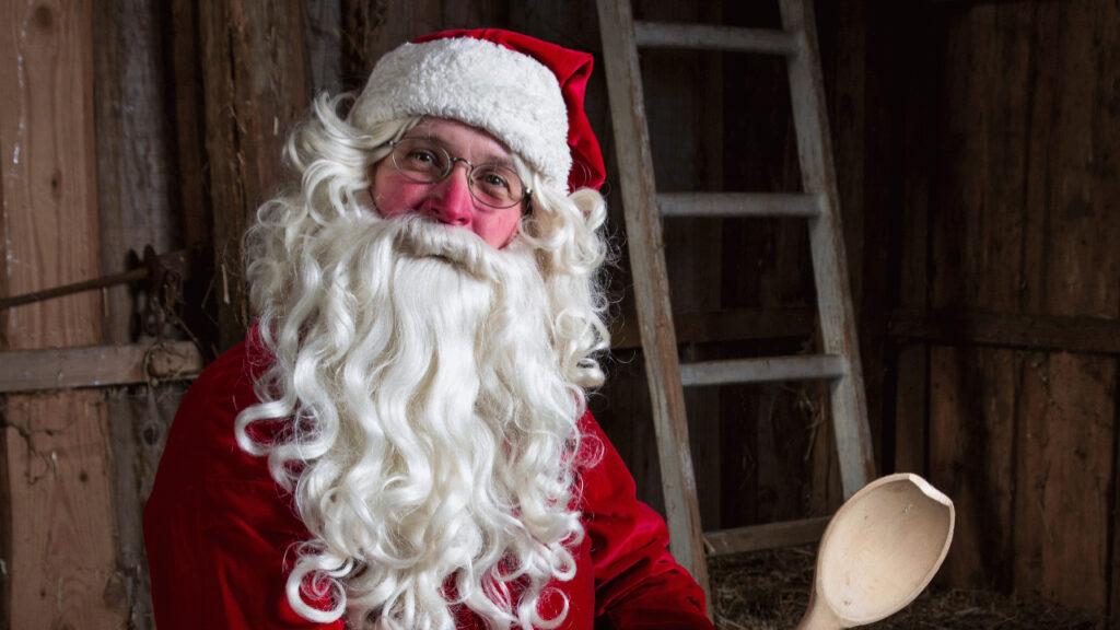 Mød Julemanden hos Skanderborg Kulturhus