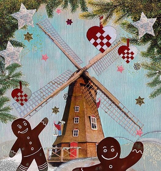 Jul i Den gamle mølle Syddjurs egnsteater